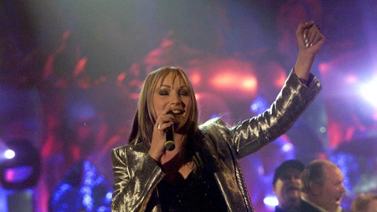 Ruotsin Melodifestival-historia vuodesta 1996 vuoteen 2001