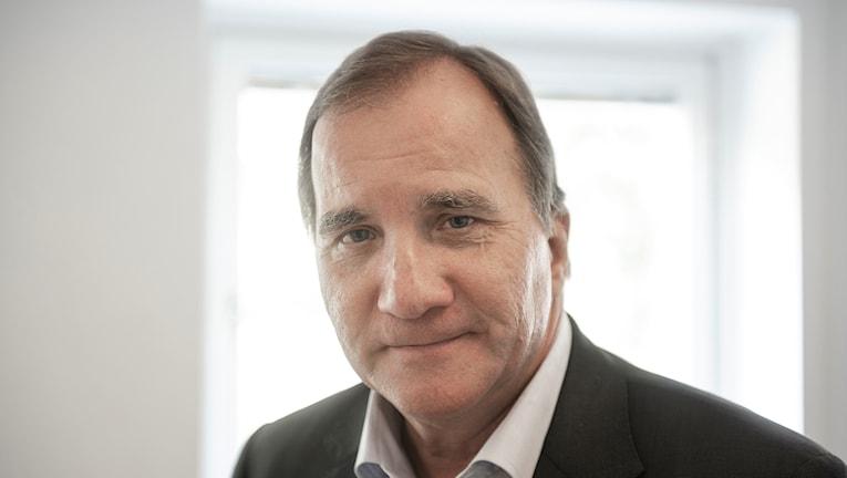 Socialdemokraternas partiledare Stefan Löfven