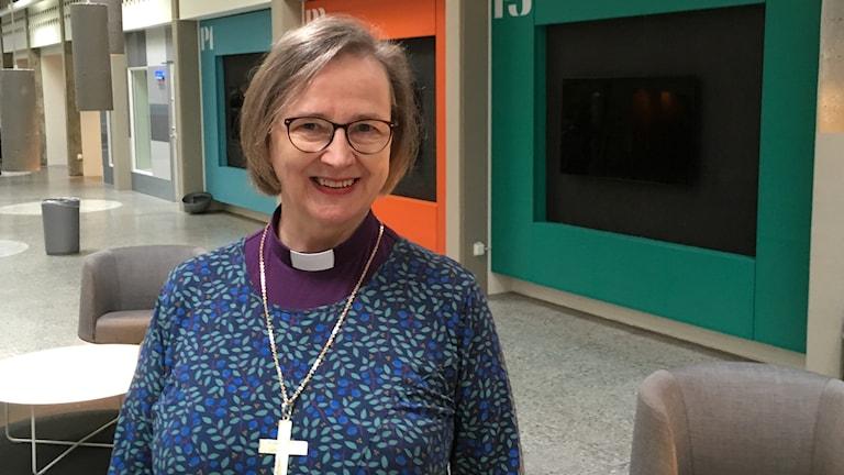 Piispa Tuulikki Koivunen Bylund