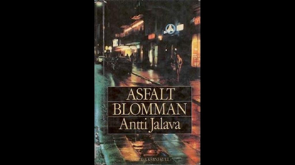 Kuvassa Antti Jalavan kirjoittama kirja Alsfalttikukka.