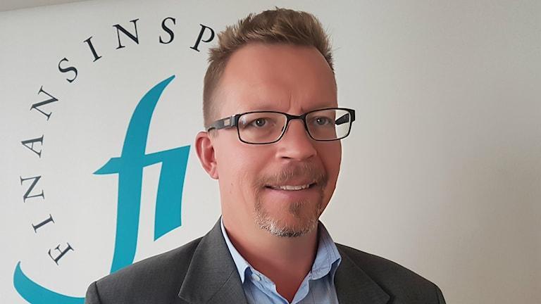 Fredrik Palmqvist, Finansinspektionen