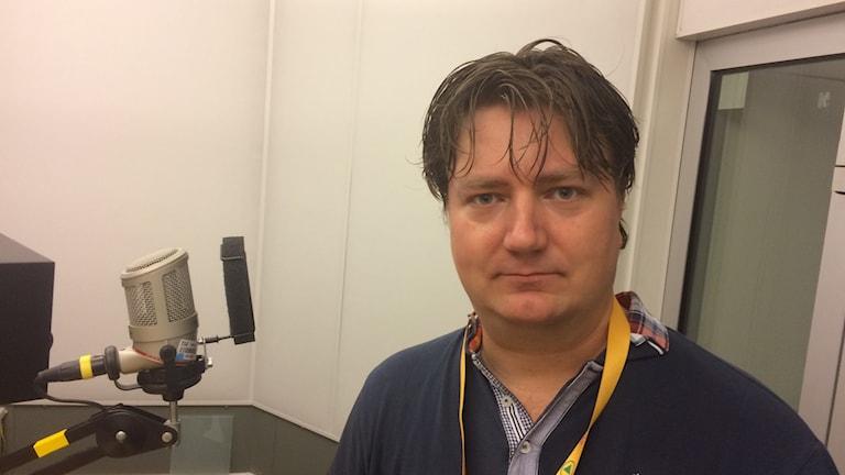 Tietoturva-asiantuntija Juha Lilja