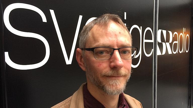 Biologisen systematiikan professori Niklas Wahlberg