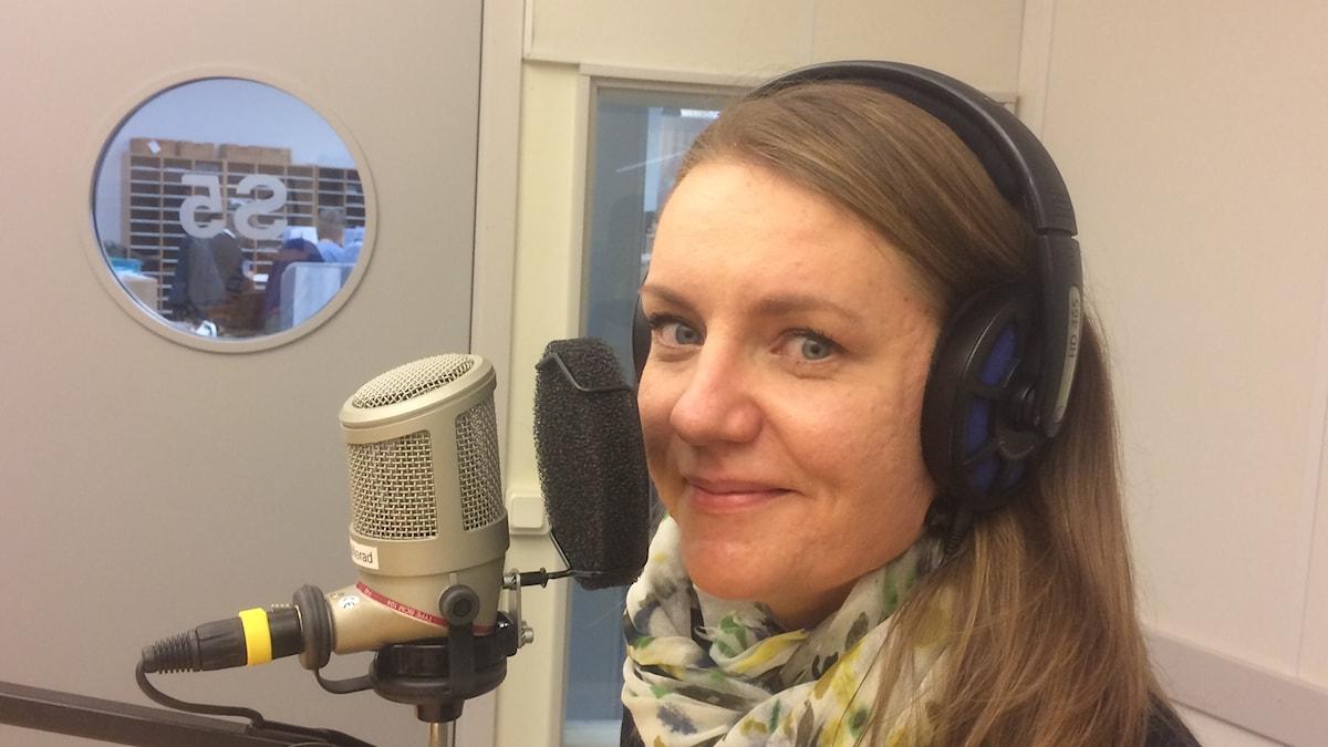 Historian tohtori  Susan Lindholm