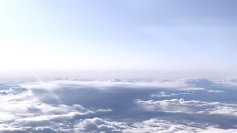 Oven mplnen, pilvien päällä