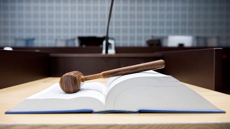 Lagbok med en domarklubba. De domar som fastställts de senaste veckorna kommer agera som riktlinje i framtida mål.