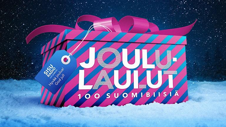 Finska julvisor / 100 finska låtar