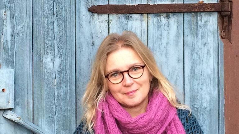 Pia Bergström, biblioterapeut, kirjallisuusterapeutti