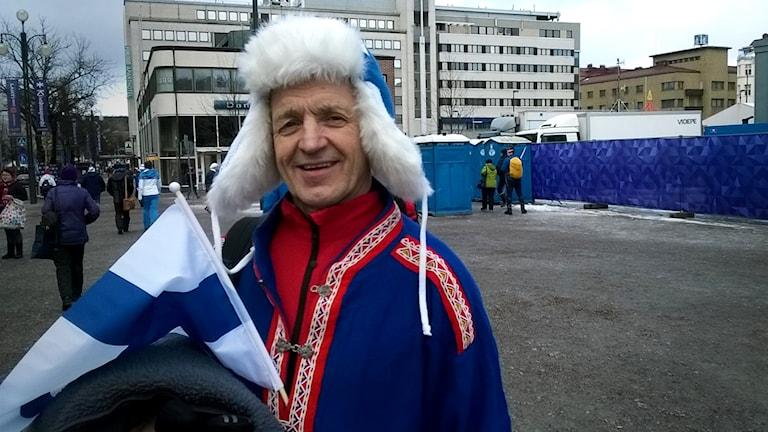 entinen ruotsinsuomalainen, nykyinen kajaanilainen Risto Dianoff