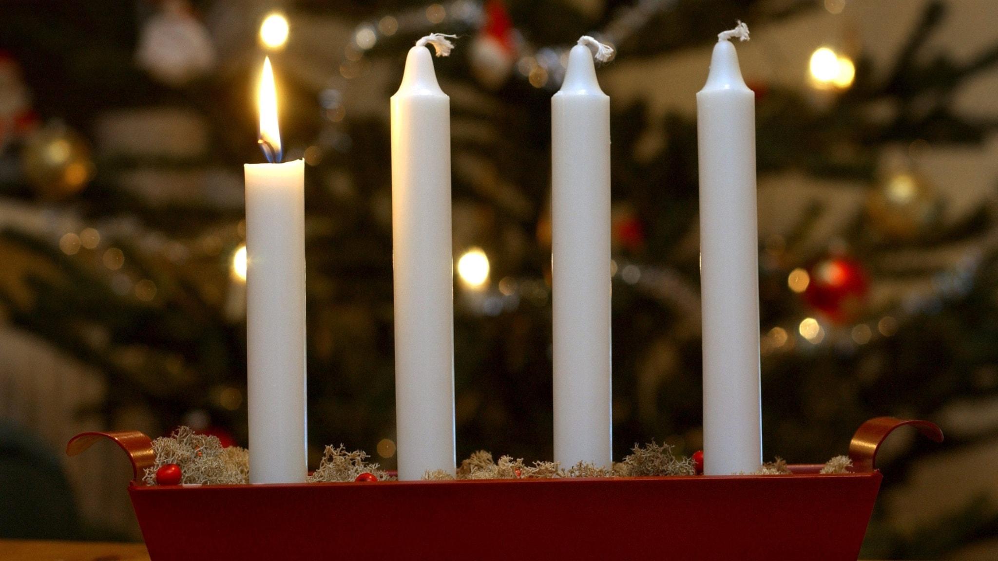 Ensimmäinen Adventti