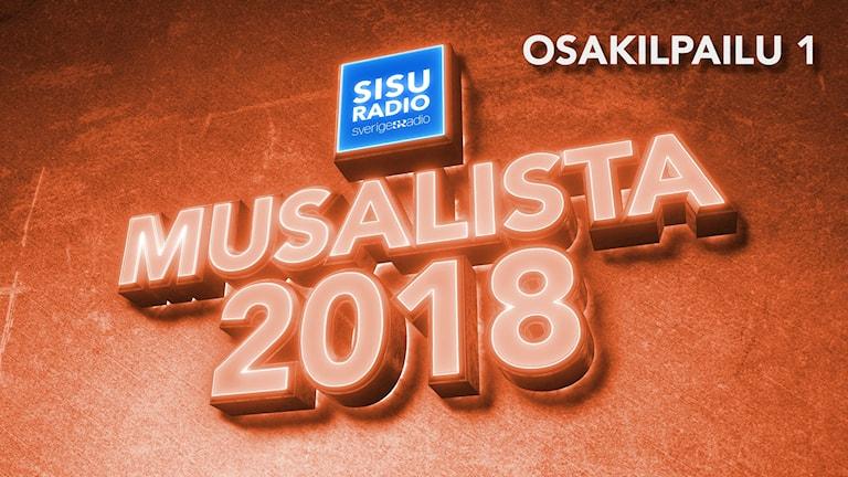 """Musalista 2018 -teksti """"valotauluna"""""""