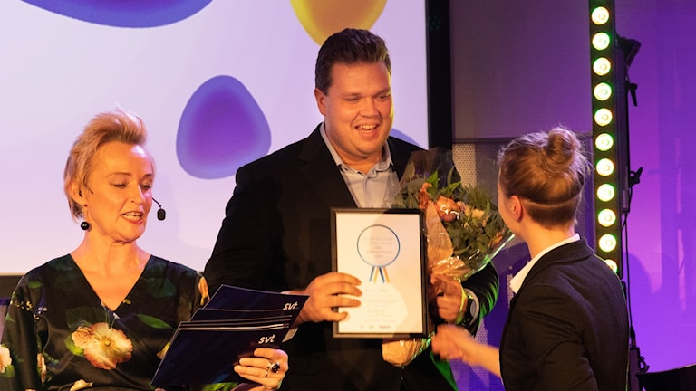 Daniel Ståhl Sverigefinnar 2018