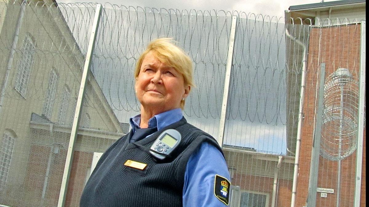Haaparannan nuorisvankilan toiminnasta ja henkilöstöstä vastaava osastonjohtaja Virpi Nilimaa.