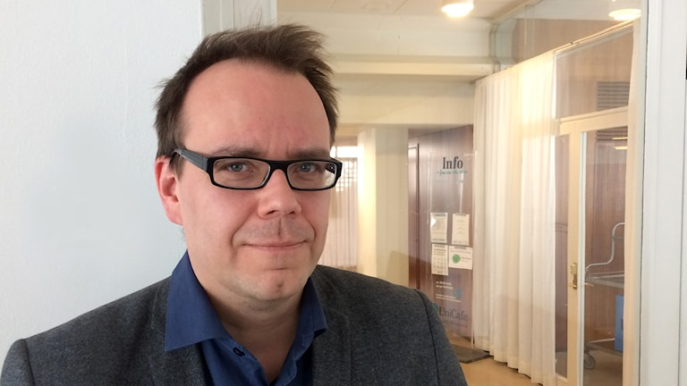 Forskaren Aapo Roselius
