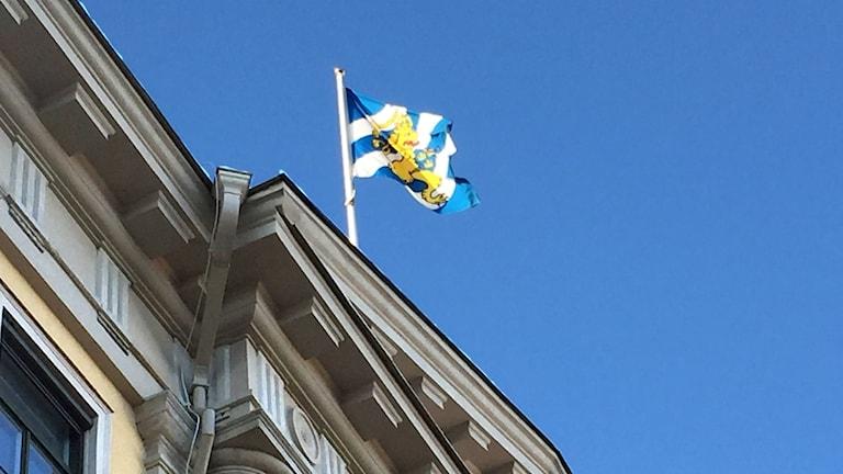 Göteborgs flagga