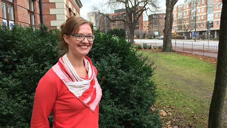 Susanne Abramsson ei ole edes pohtinut vaihtoehtoa, että Suomen kielen hallintoalueet ajattaisiin alas.