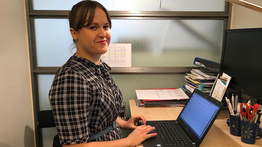 Anni Fahler, programansvarig på Finlandsinstitutet.