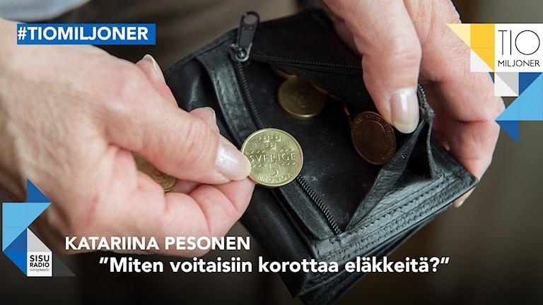 Tio Miljoner Katariina Pesonen