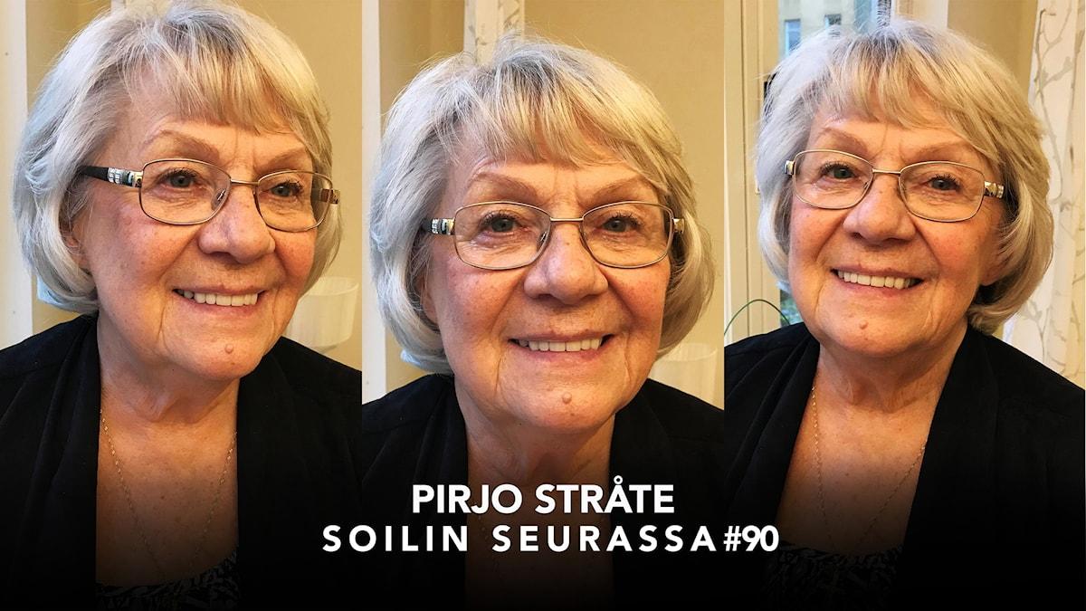 Pirjo Stråte