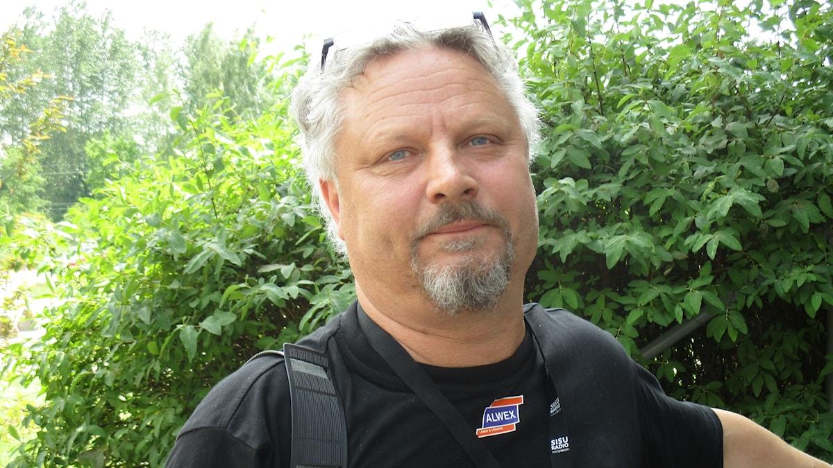 Erkka Petäjä, entinen jalkapalloilija ja entinen valmentaja.