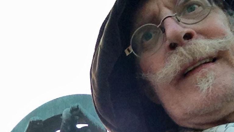 Veltto Virtanen ottaa selfien