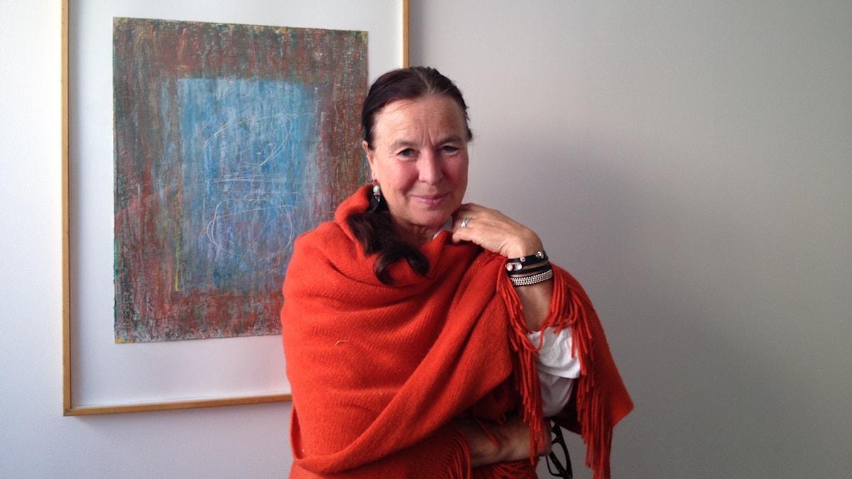 Ana Yrsa Falenius, psykoterapeutti