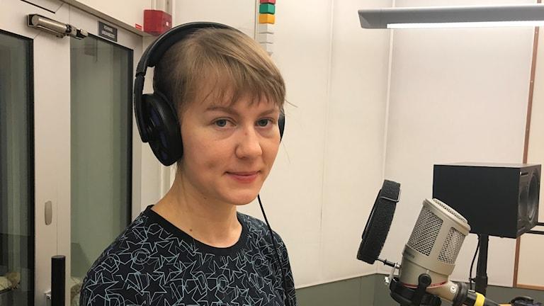 Heta Jäälinoja tekee animaatioelokuvia