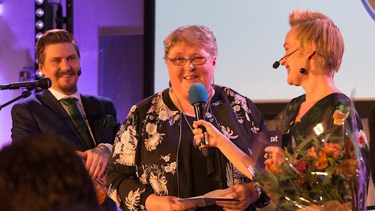 Marja-Leena Paananen Sverigefinnar 2018