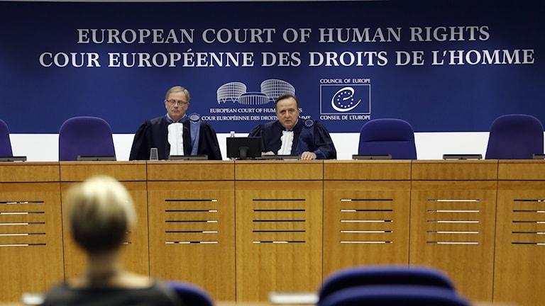 Kielikiista alkoi Västeråsissa 2017. Nyt siitä on tehty valitus Euroopan ihmisoikeustuomioistuimelle.