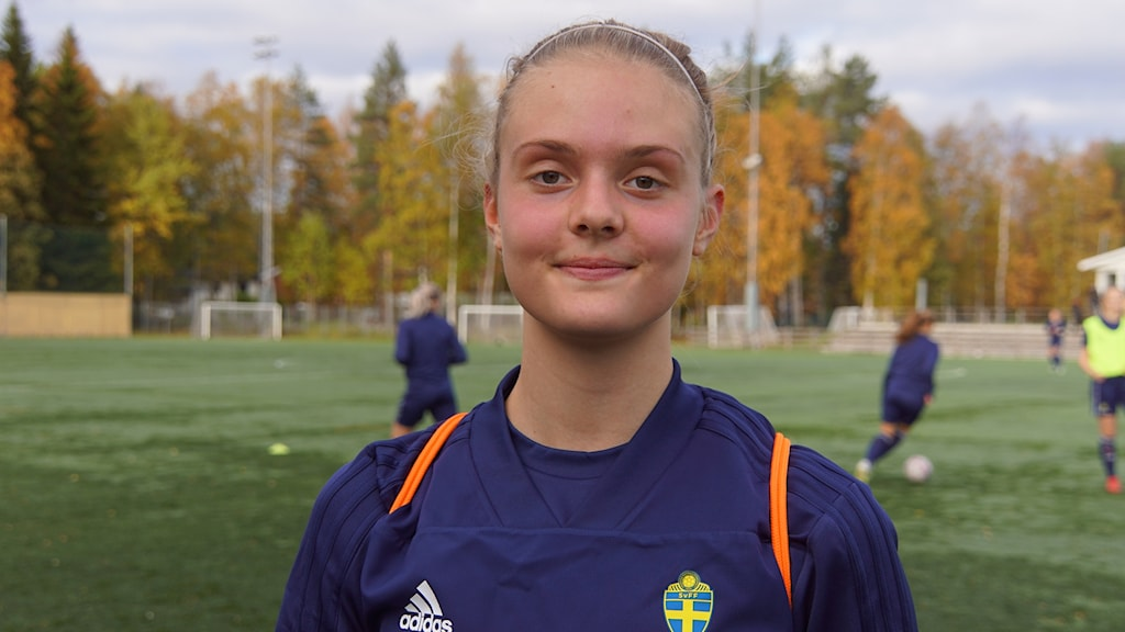 Jalkapalloilija Linn Niemelä