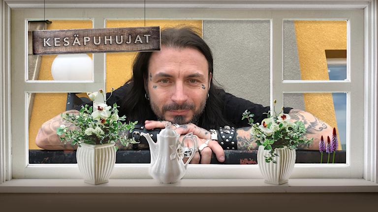 Kesäpuhuja Jari Salonen