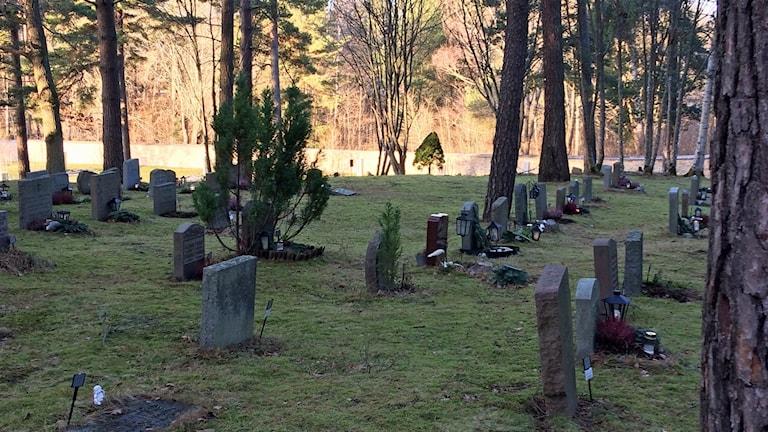 Södertäljen hautausmaa