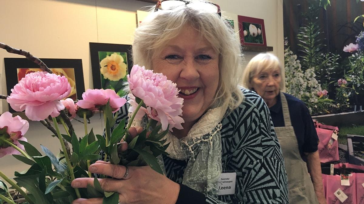 Leena Liljestrand on pioniseuran puheenjohtaja