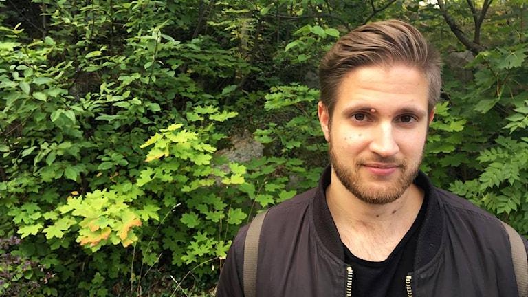 Henrik Lindström.