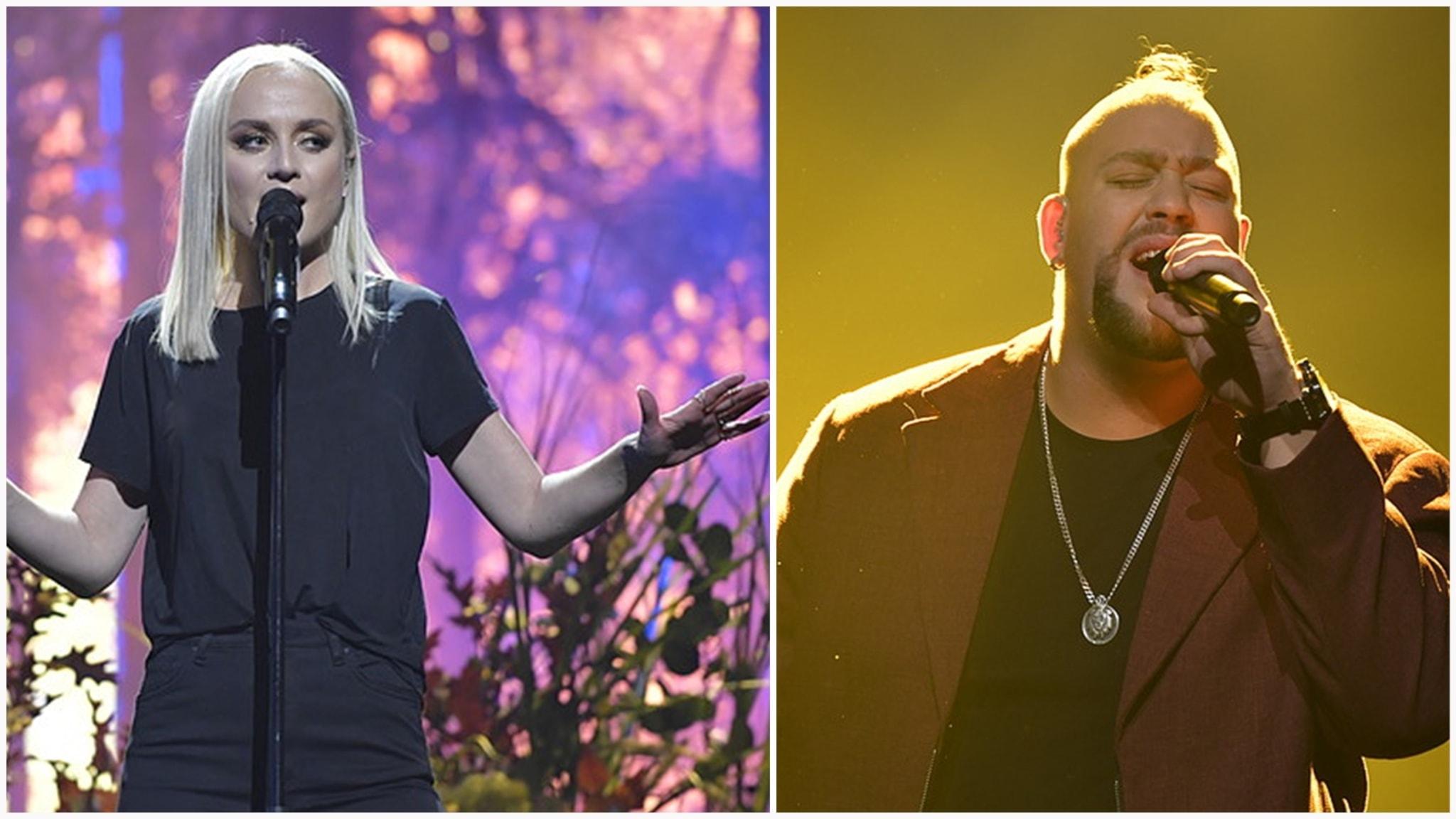 Första revanschen från Melodifestivalen