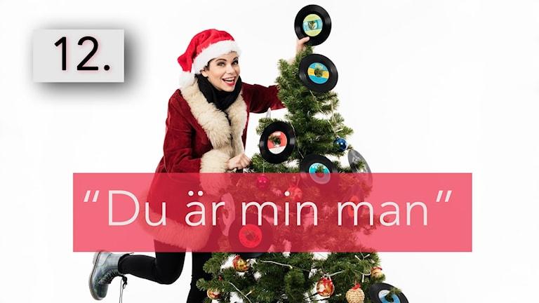 Varje dag fram till jul presenterar vi en ny artist som legat längre än 52 veckor på listan i vår webbexklusiva julkalender. Hör Carolina Norén berätta kort om alla artister och så avslutar vi med att lyssna på låten.