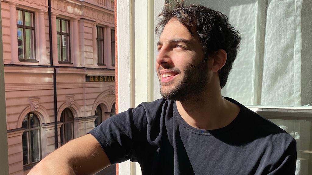 Darin har haft flera hits på Svensktoppen som märks i Spotifylistan!