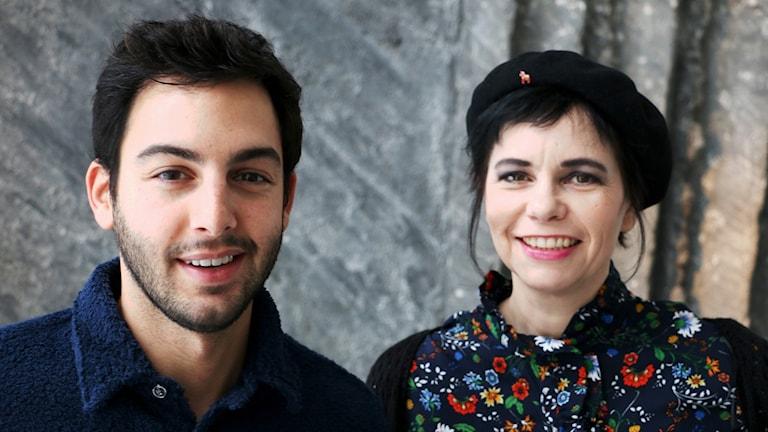 Darin och Carolina Norén