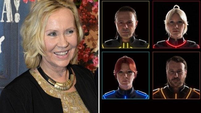 Abba går upp till förstaplatsen på Svensktoppen – Agnetha Fältskog: Det här betyder jättemycket för oss