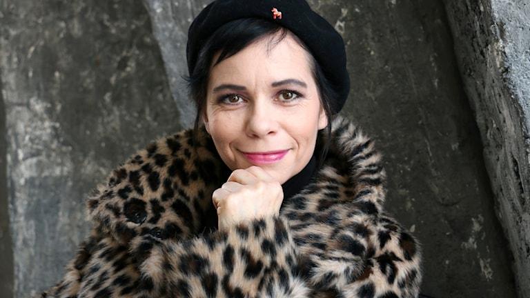 Carolina Norén. Foto: Ronnie Ritterland / Sveriges Radio
