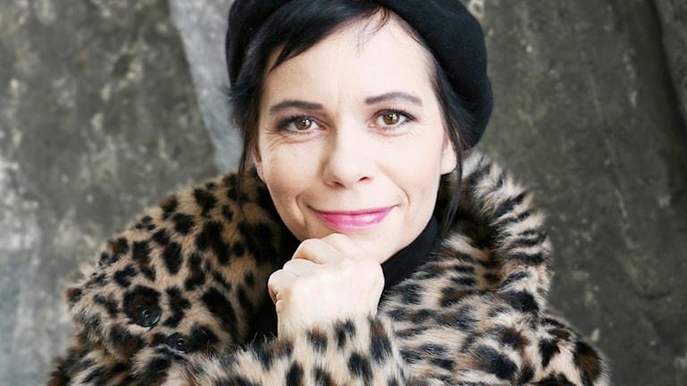 Carolina Norén programledare Svensktoppen.