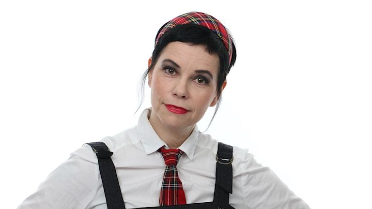 Carolina Norén presenterar årets Svensktoppsmelodier 2017