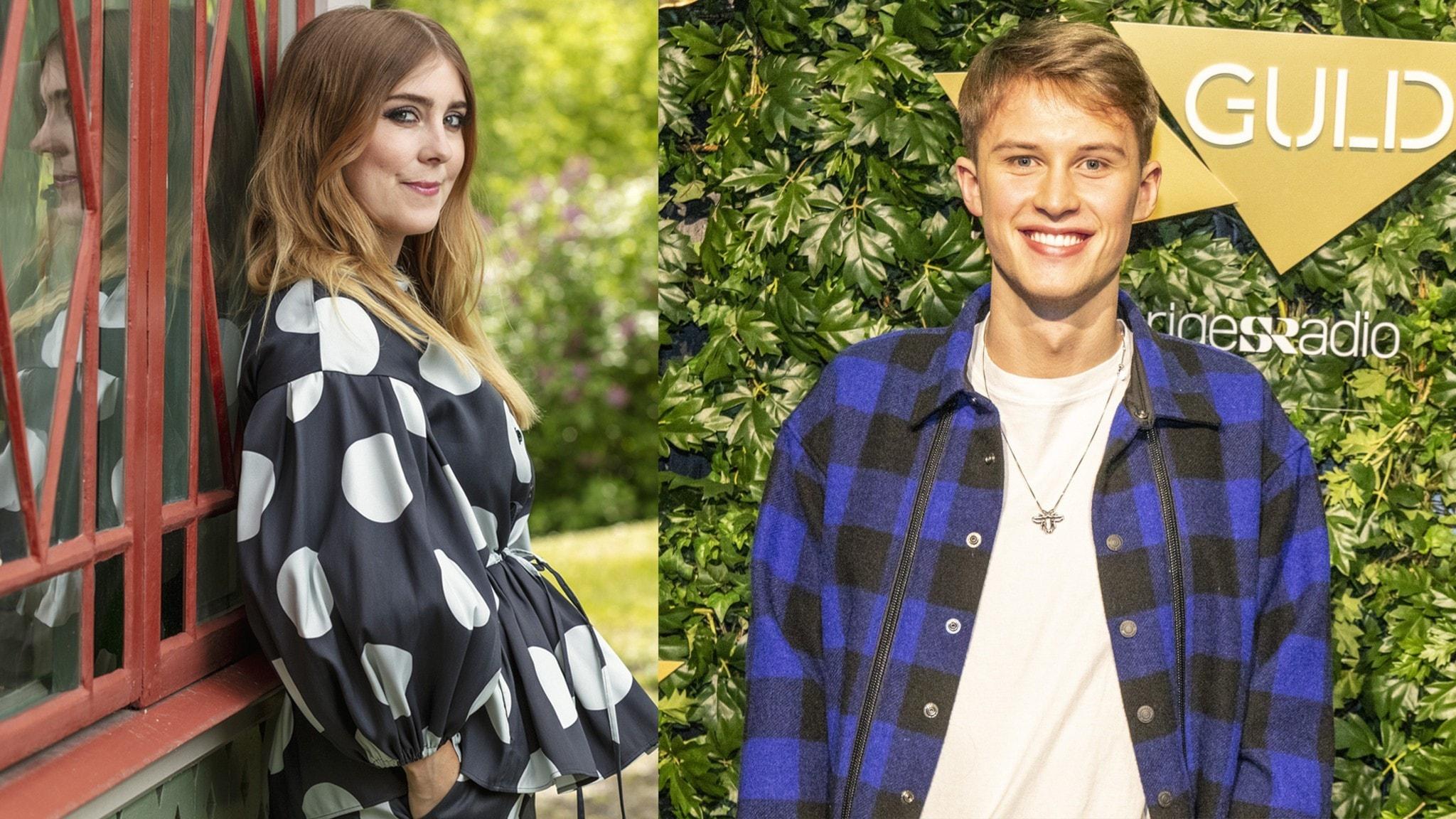 Miss Li och Victor Leksell bäst på Svensktoppen 2020