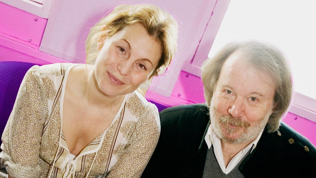 """BAO och Helen Sjöholm – Benny Anderssons Orkester ligger redan på listan med """"En natt i Köpenhamn""""."""