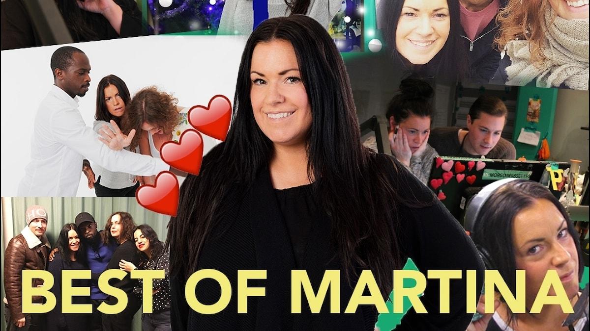Best of Martina