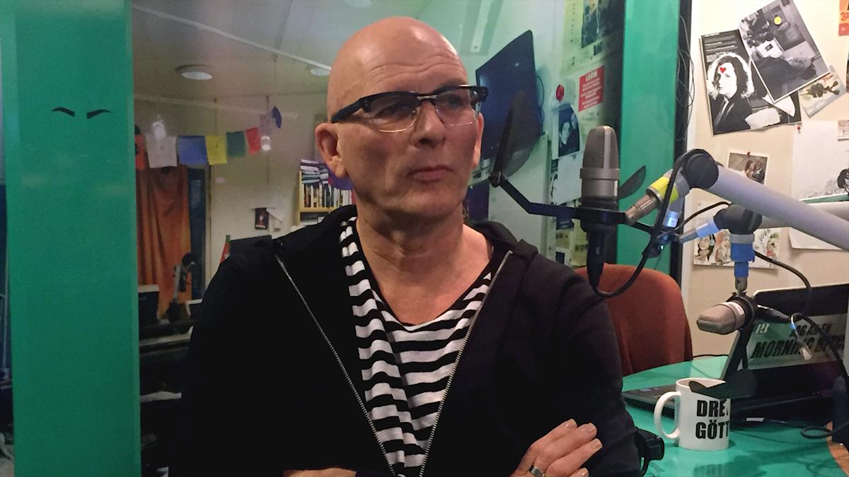 Kjell A Nordström är här!