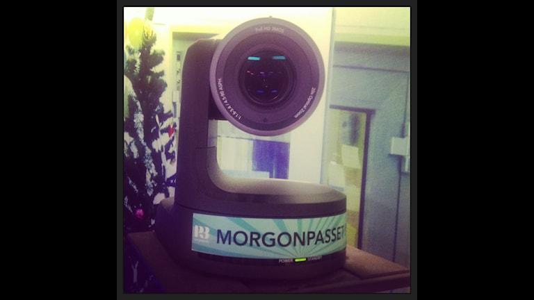 Kamera Morgonpasset i P3