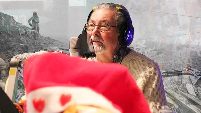 Tomas Blom julfreden
