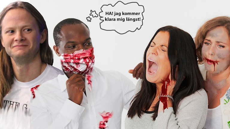 Herman Geijer Foto: Isabel Eriksson/Sveriges Radio