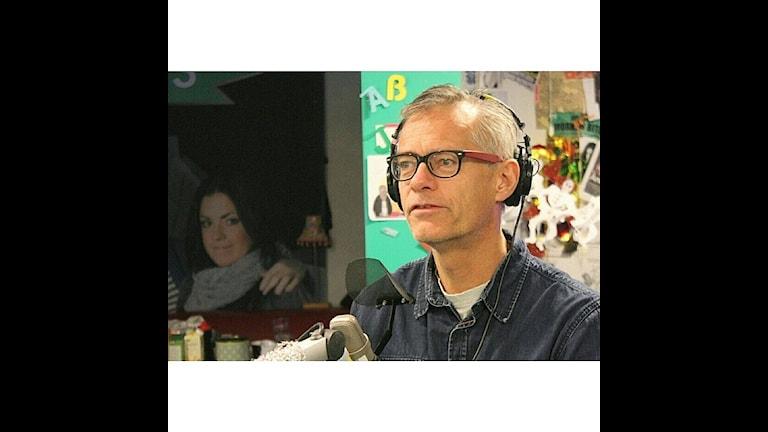 Förutom att han är gud enligt Kakan, har han även utnämnts till Årets Svensk Foto: Isabel Eriksson/SR